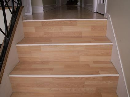 Laminate Flooring For Stairs Staircase