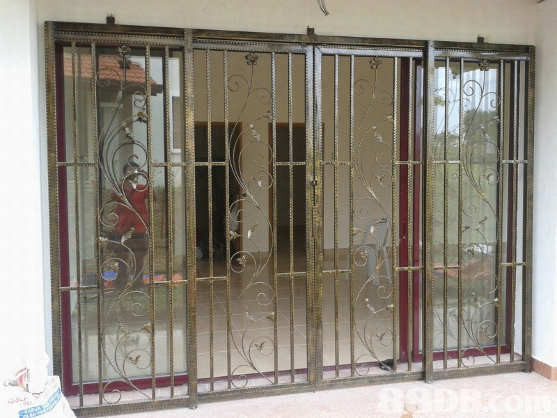 Door Grille Archives - Ideahome Renovation Johor Bahru (JB)
