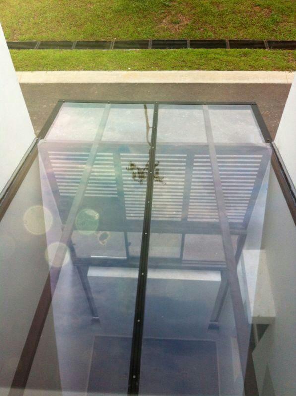 Outdoor skylight